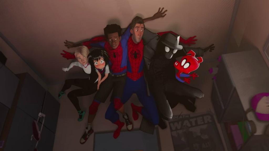 phan khich voi 5 phien ban spider man trong cung mot phim