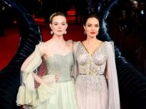 Angelina Jolie và Elle Fanning – những nàng tiên Disney ngoài đời thực