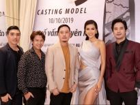 Siêu mẫu Minh Tú tuyển chọn người mẫu cho show của NTK Võ Việt Chung