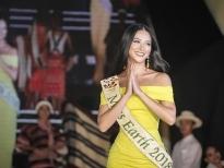 Phương Khánh ghi điểm tuyệt đối với tiếng Anh lưu loát tại 'Miss Earth 2019'