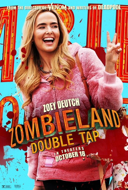 zombieland 2 double tap moi me va day yeu to bat ngo