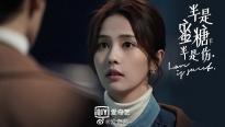 Bạch Lộc trải lòng trên weibo sau nụ hôn đắm đuối với La Vân Hi