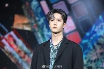 Vương Nhất Bác đứng đầu danh sách nam diễn viên hot nhất