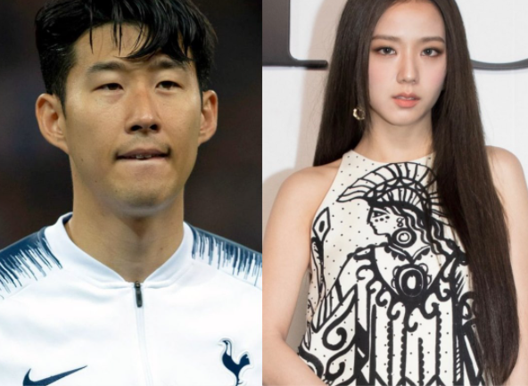 Fan phẫn nộ trước tin đồn Jisoo (BlackPink) đang hẹn hò với danh thủ Son Heung Min