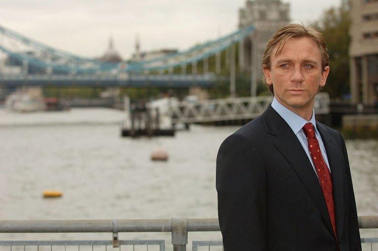 Daniel Craig - Hành trình từ kẻ vô danh đến James Bond đỉnh nhất màn ảnh