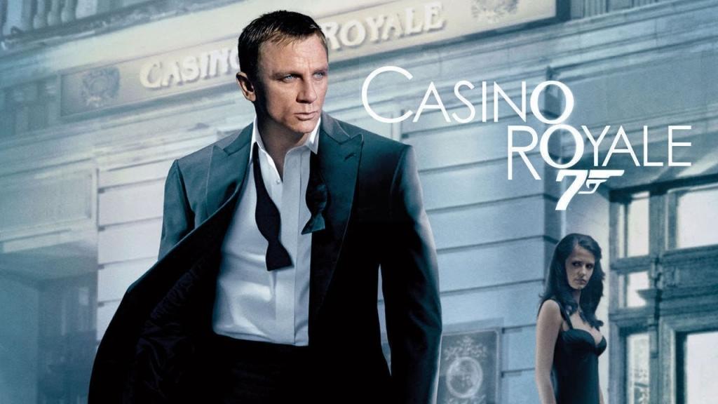 Phim James Bond của Daniel Craig: Từ dở tới hay nhất!