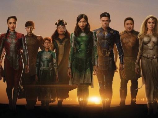 'Eternals' của Marvel có bị thổi phồng quá mức?