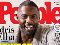 5 bí mật thú vị về người đàn ông quyến rũ nhất hành tinh Idris Elba