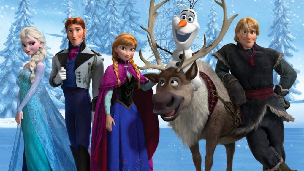 frozen 2 tieu ton 2 nam de hoan thanh ca khuc chu de trong phim