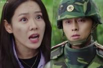 Son Ye Jin mừng 'như bắt được vàng' khi gặp Hyun Bin trong teaser mới của phim 'Crash Landing on You'
