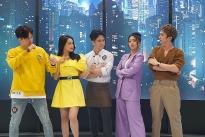 'Căn bếp vui nhộn': Liêu Hà Trinh liên tục…'thả thính' Vũ Dino nhưng bất thành