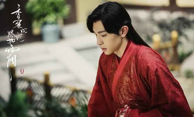 Đo 'độ soái' của sao nam mặc trang phục màu đỏ trong phim cổ trang