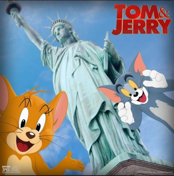 cu dan mang binh luan ra sao ve phim dien anh tom and jerry