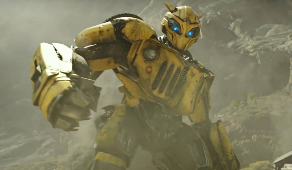 nhan xet dau tien ve bumblebee vu tru phim transformers da thuc su hoi sinh 31905