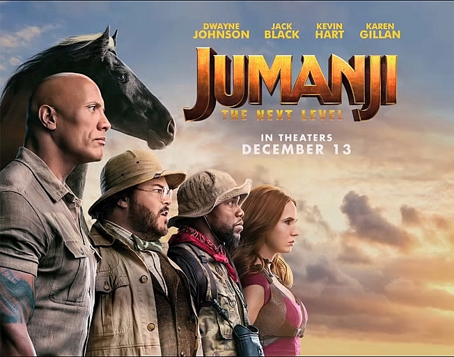 jumanji the next level lieu co ngon an mang ve 1 ty usd nhu phan 1