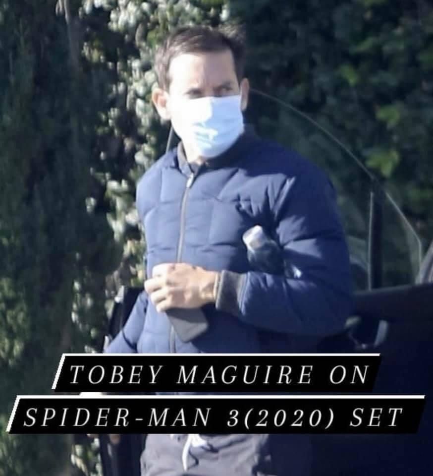 andrew garfield tro lai lam spider man chi cho tobey maguire gat dau la khan gia duoc chung kien man hop suc cua spider man ba the he