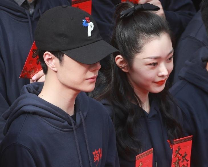 Điểm danh 5 mối tình màn ảnh của Vương Nhất Bác