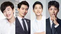 park hae jin ji chang wook yoo seung ho dan dau bang xep hang dien vien truyen hinh thang 5