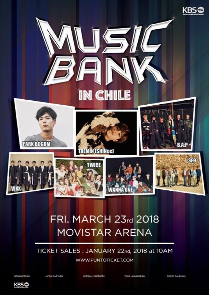 park bo gum tai xuat lam mc cho music bank tai chile
