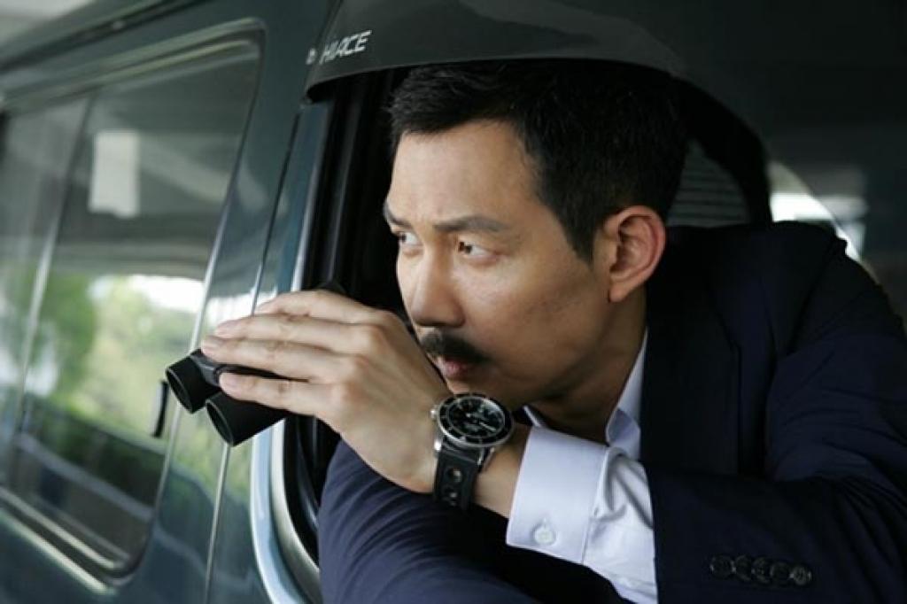 kim woo bin tham gia phim moi cua dao dien the thieves