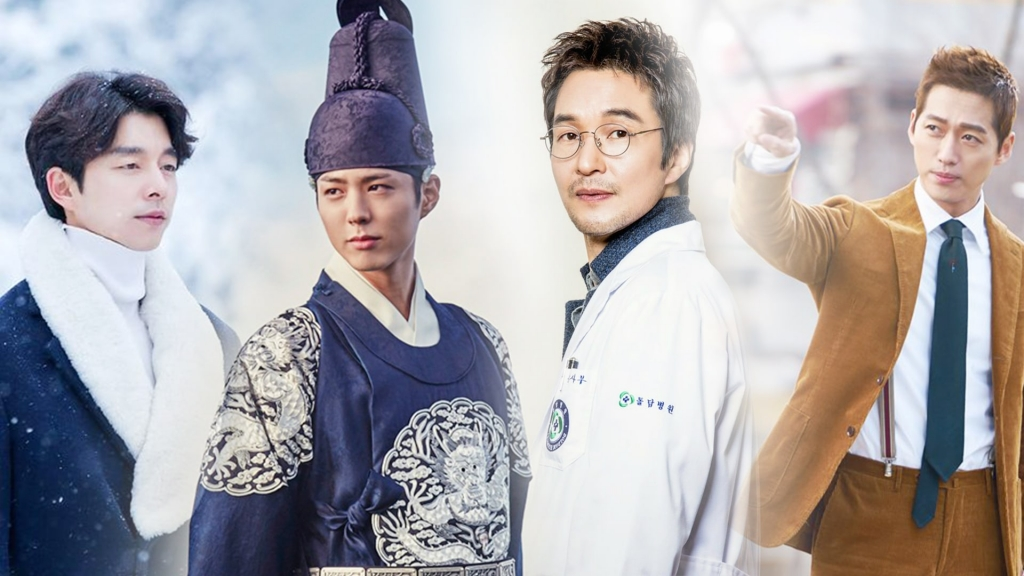 gong yoo va yeu tinh dan dau danh sach de cu giai baeksang 2017