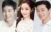 Lee Tae Hwan chính là kẻ thứ 3 đứng giữa Park Min Young và Park Seo Joon