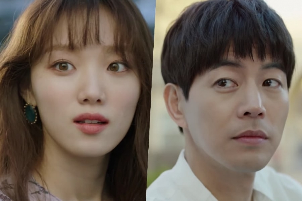 phim cua lee sung kyung va lee sang yoon tung teaser bi an