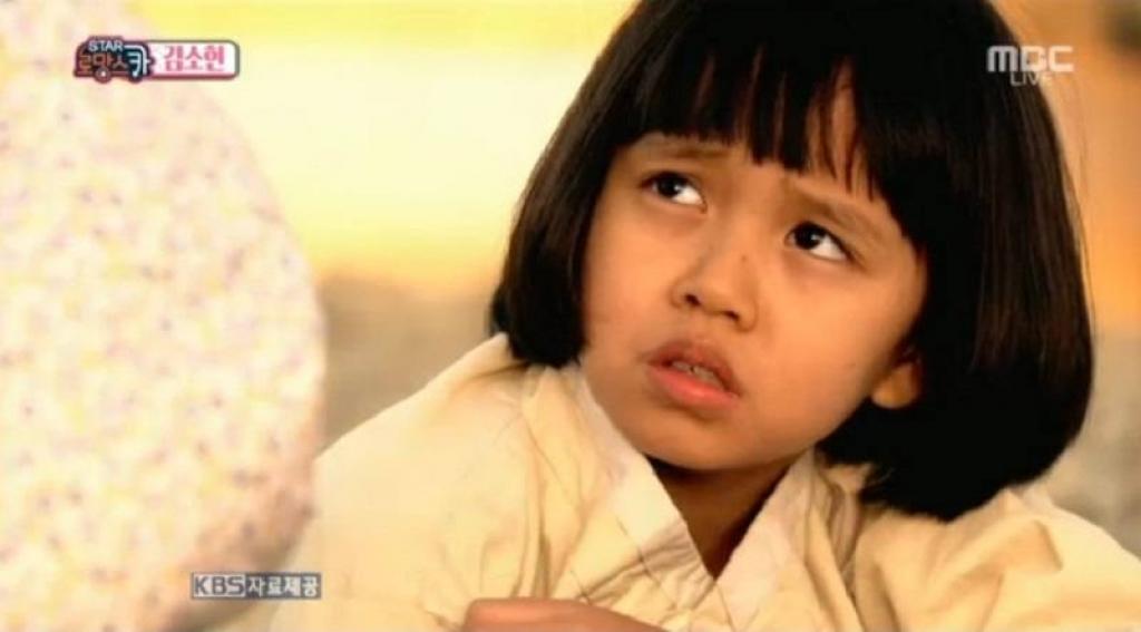kim so hyun thich bo phan nao nhat tren guong mat minh