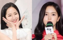 park min young vs kim so hyun khi 2 my nhan co trang doi dau