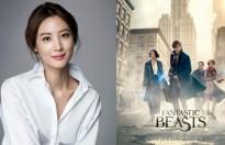 Nữ diễn viên Soo Hyun tham gia vào phần 2 của 'Fantastic beast and where to find them'