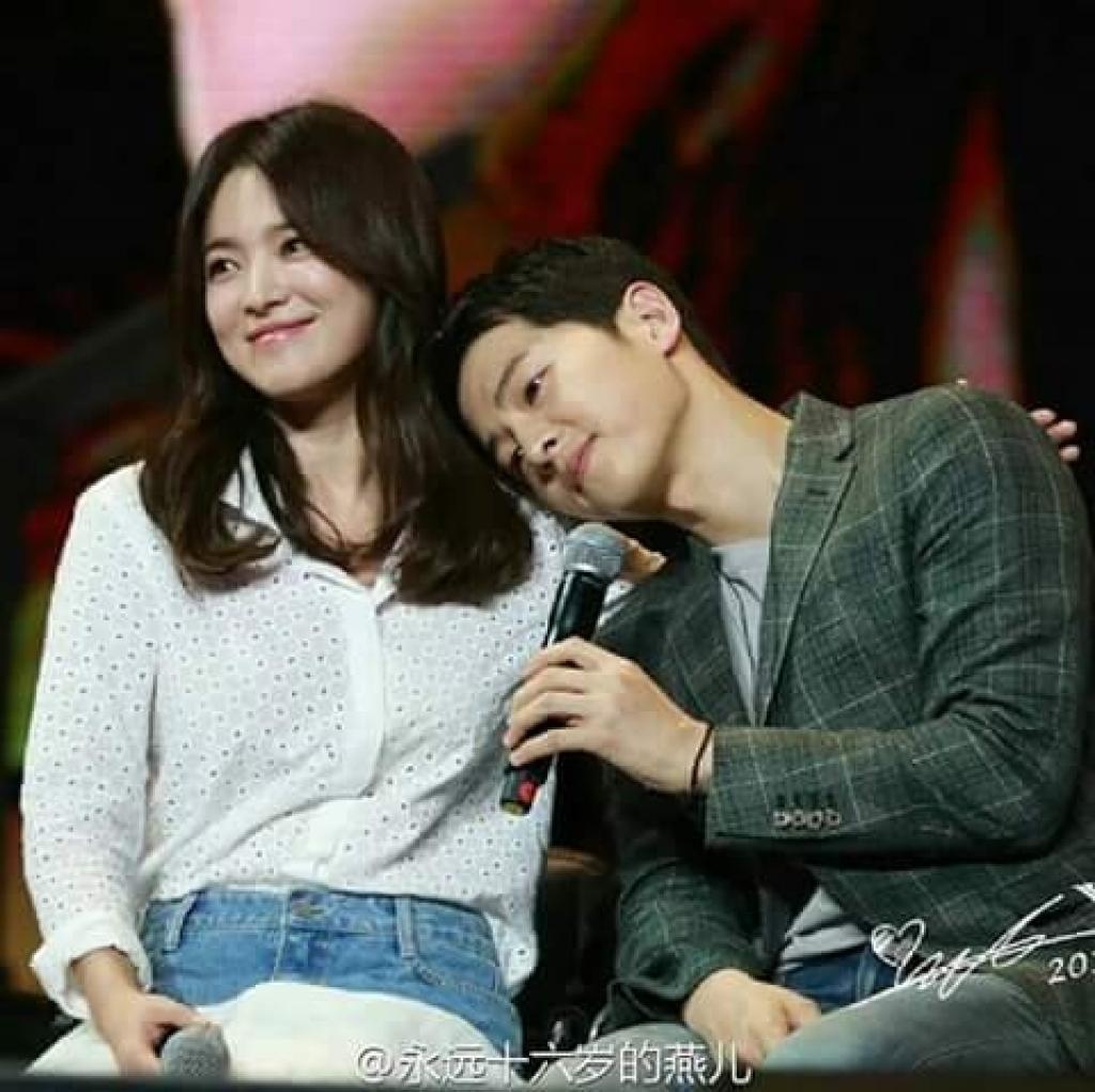 song hye kyo va song joong ki xac nhan hen ho chuan bi ve chung nha trong thang 10