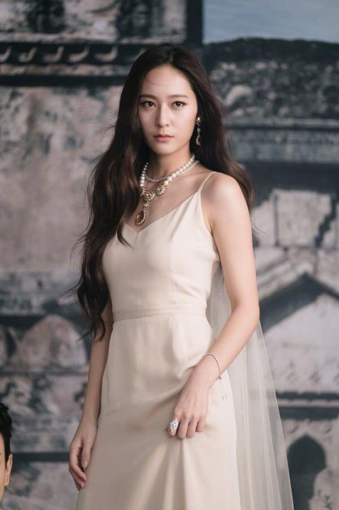park shin hye tang xe cafe cho krystal kem theo dong chu dep khong phai la cai toi