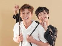park seo joon va kang ha neul nhu anh em trong phim dien anh moi