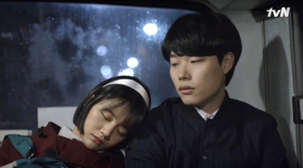 hyeri va ryu jun yeol cua reply 1988 hen ho
