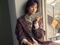 Jung Yu Mi trở thành 'nữ thần Bohemian' trong BST mới