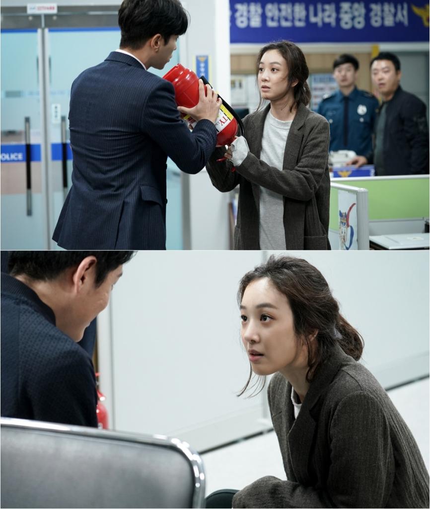 seo hyun jin va yang se jong khoa moi nong bong cung khong cuu duoc nhiet do tinh yeu