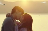 Jung So Min và Lee Min Ki cười không ngớt trước khi quay cảnh hôn siêu hot