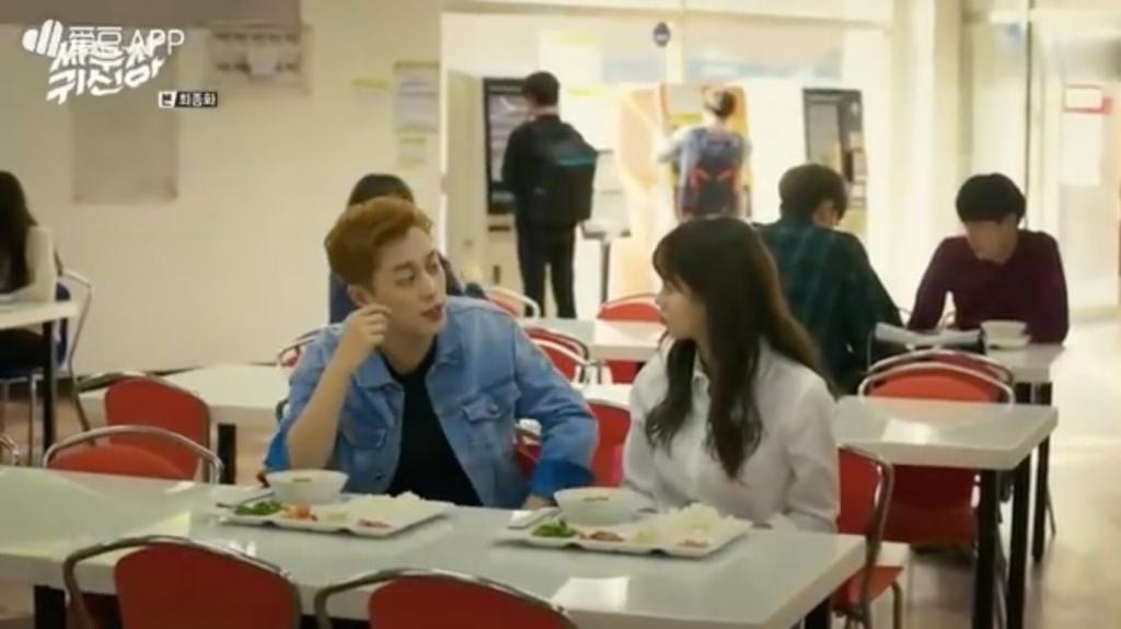 kim so hyun sanh vai thuc than yoon do joon trong phim moi