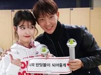 Hàng loạt sao Hàn nổi tiếng bị bắt gặp đi dự concert của IU