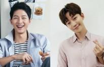 Song Joong Ki bí mật tặng xe thức ăn cho 2PM Jun Ho