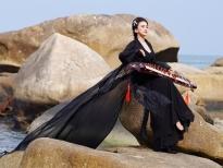 lady phuong thuy dau tu khung cho mv co trang
