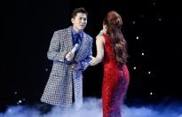 Mai Tiến Dũng và Đức Phúc nắm tay nhau giành giải nhất tuần 'Đêm chuyện tình'