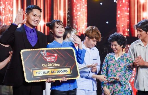 Xuất sắc vào chung kết 'Cặp đôi vàng', Mr Đàm cũng phải cạn lời với Jang Mi – Minh Luân