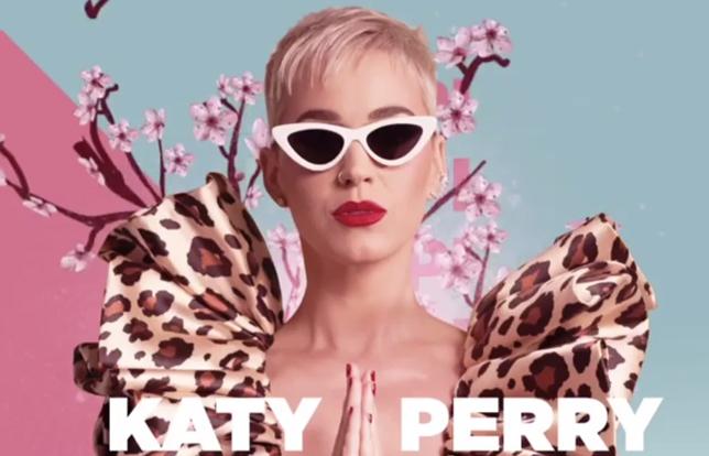 Katy Perry một lần nữa lựa chọn trang phục của NTK Công Trí trong dự án mới