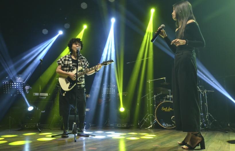 Tiên Tiên bất ngờ xuất hiện trong concert đầu tiên của 'Trang: Bài hát cho nhau'