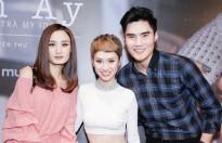 Dàn sao Việt hào hứng đến chúc mừng Trà My Idol ra mắt MV