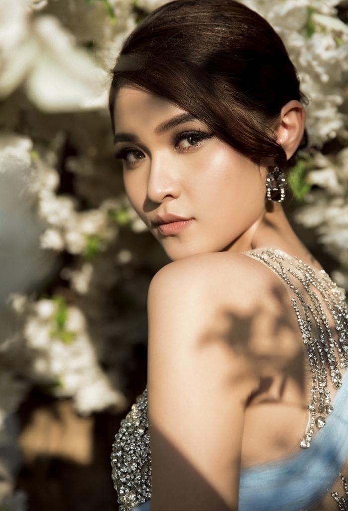thuy dung la dai dien viet nam tham gia miss international 2017