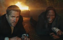 bo doi ryan reynolds va samuel l hoi ngo trong bom tan the hitmans bodyguard