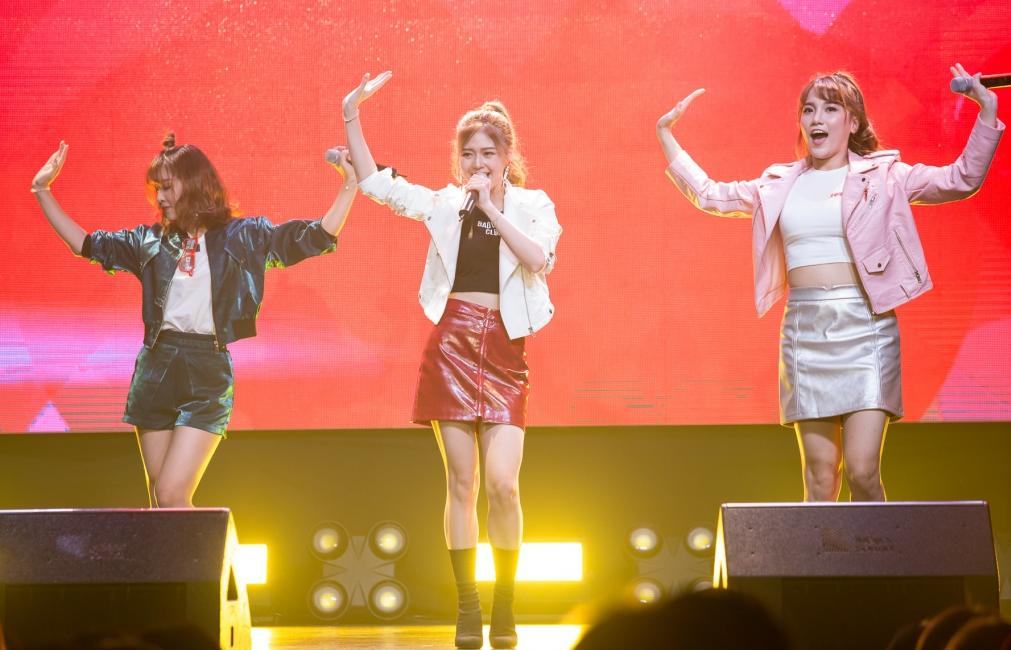 Với 13 triệu lượt thả tim, LIME đoạt vé đến Hàn trình diễn cùng các nhóm nhạc K-Pop