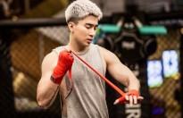 Fans hào hứng với bộ ảnh tập boxing, khoe cơ bắp cuồn cuộn của Chi Dân